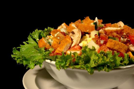Mitch's Westside Bagels Too: Create Your Own Salad!!!