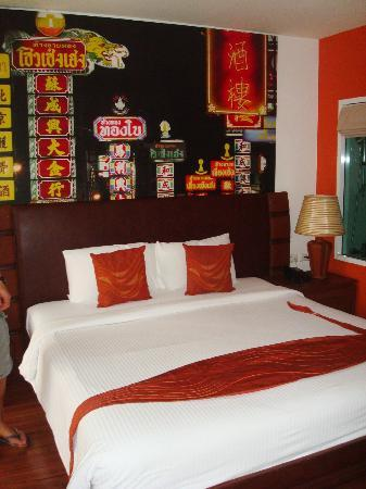 Navalai River Resort: La chambre