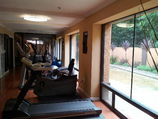 Hotel Zico : Workout area