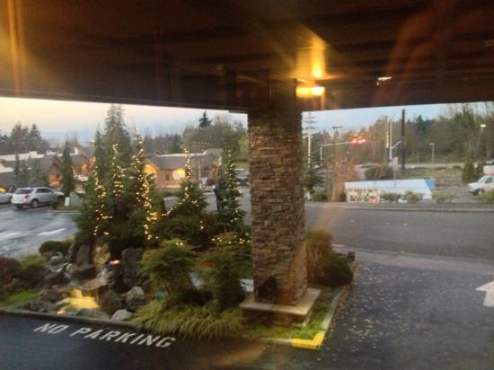 Olympic Lodge : Entrance