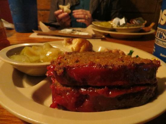 Lambert's II: Meatloaf meal