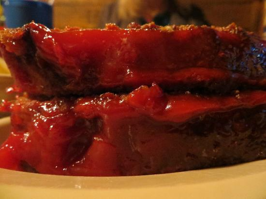 Lambert's II: Yeah.  It's a lot of meatloaf!