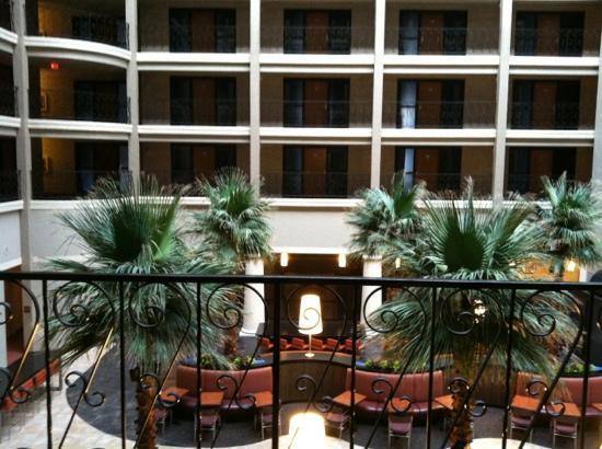 Hyatt Regency Green Bay: off balcony on 2nd floor