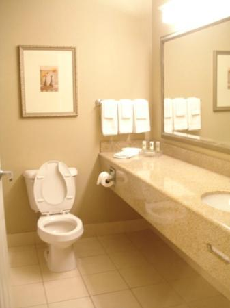 Country Inn & Suites By Carlson, Columbia: Bathroom
