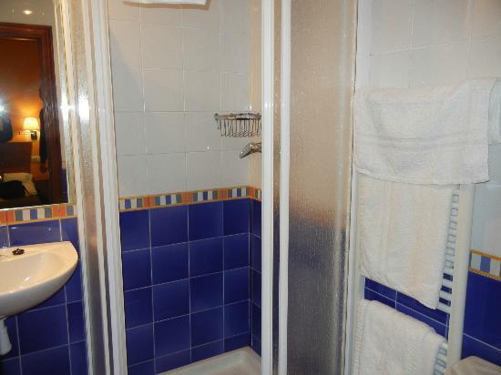 Pension Aida: Bath