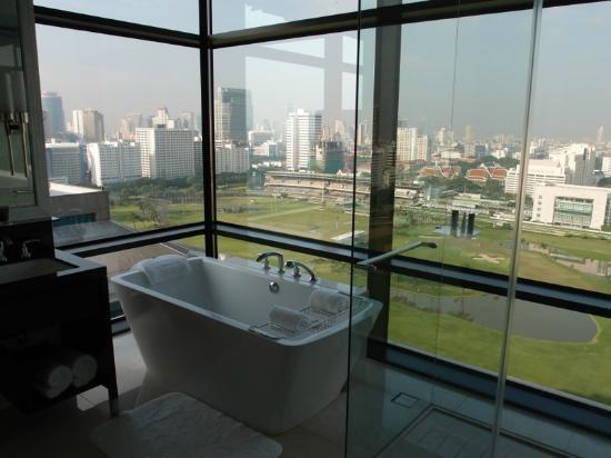 The St. Regis Bangkok: バスルーム