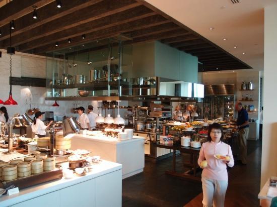 The St. Regis Bangkok: 朝食