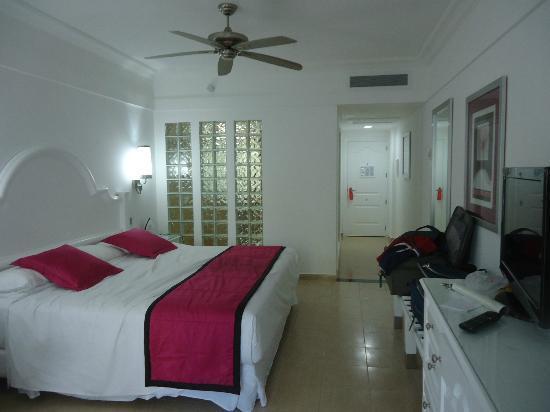 Hotel Riu Palace Macao: Igual que en las fotos del hotel !