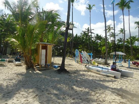 Hotel Riu Palace Macao: Playas preciosas