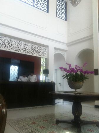 Ping Nakara Boutique Hotel & Spa: Lobby