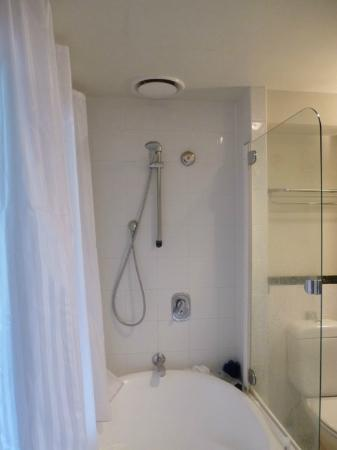 Amora Hotel Auckland: Shower