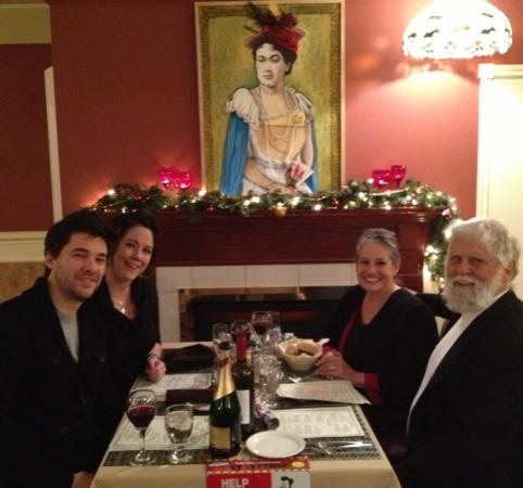 Georgie's Restaurant: a wonderful triple birthday celebration with delicious food and great service