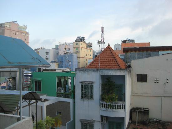 Saigon Europe Hotel: 眺望