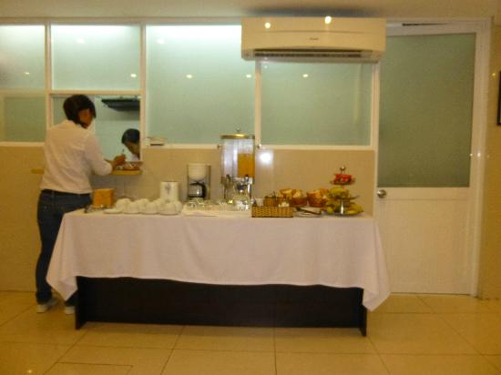 Saigon Europe Hotel: 朝食② 