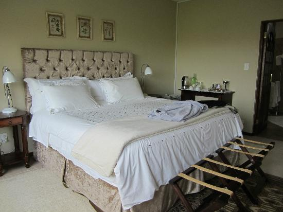 Mbabane, Swaziland: Bedroom