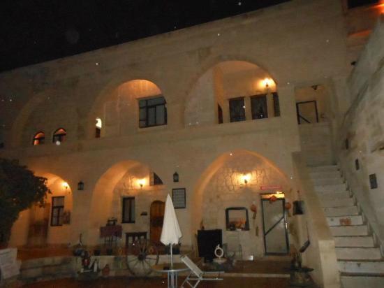 Urgup Kaya Hotel: ホテル全景