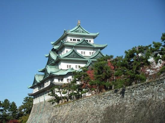Нагоя, Япония: 名古屋城