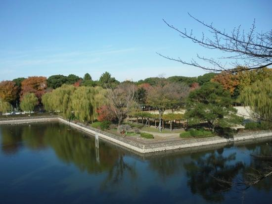 Nagoya, Jepang: 周辺風景