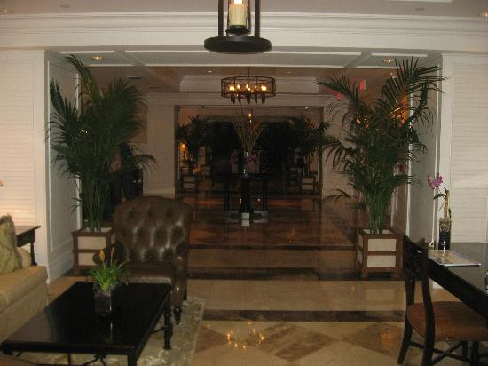 Key West Marriott Beachside Hotel: lobby