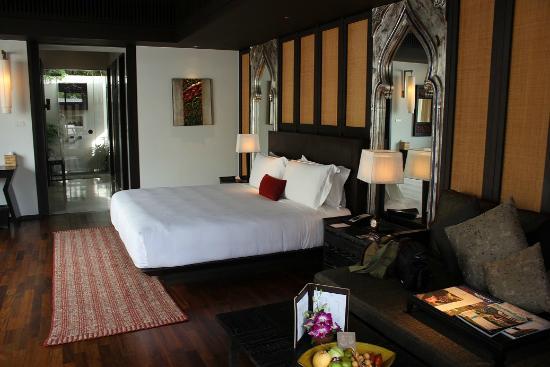 Anantara Bophut Koh Samui Resort : One Bed Room Pool Villa - large area