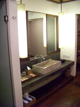 Jeeva Klui Resort : Pool Suite - Bathroom