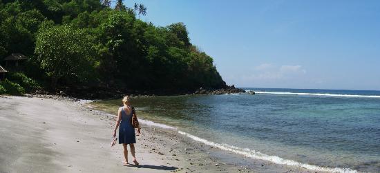 Jeeva Klui Resort: Beach front