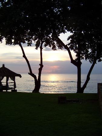 Jeeva Klui Resort: Beach sunset