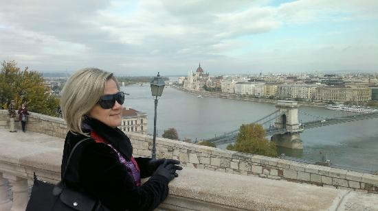 Hilton Budapest: Royal Palace ground closeby