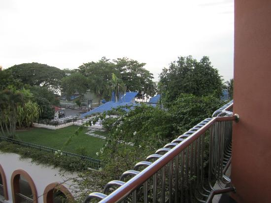 PARKROYAL Penang Resort, Malaysia: view from room