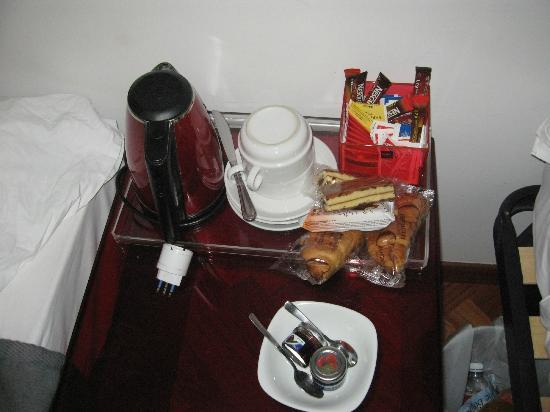 Residenza Borghese: Petit déjeuner