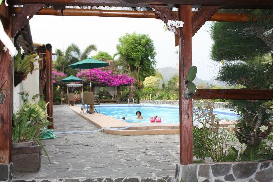 Villa Sumbing Indah: Piscine