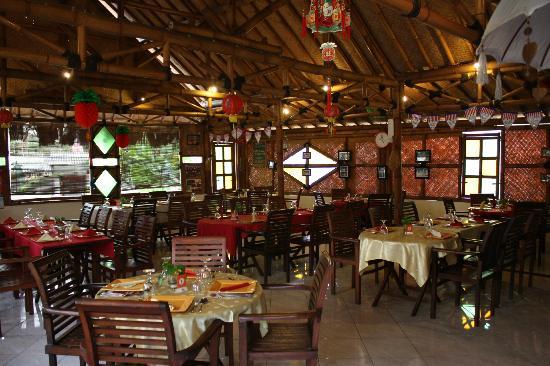 Villa Sumbing Indah : Restaurant
