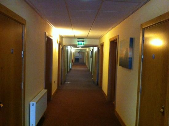 Great National Ballykisteen Golf Hotel: hall