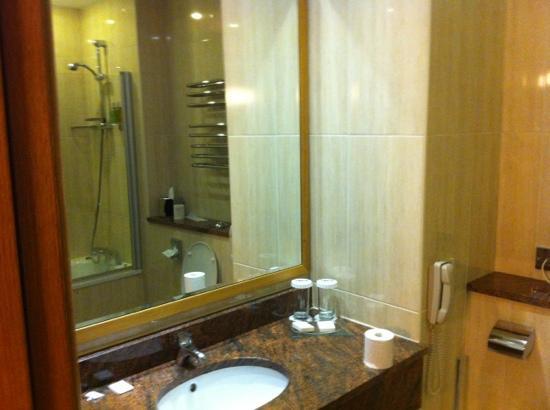 Great National Ballykisteen Golf Hotel: toilet