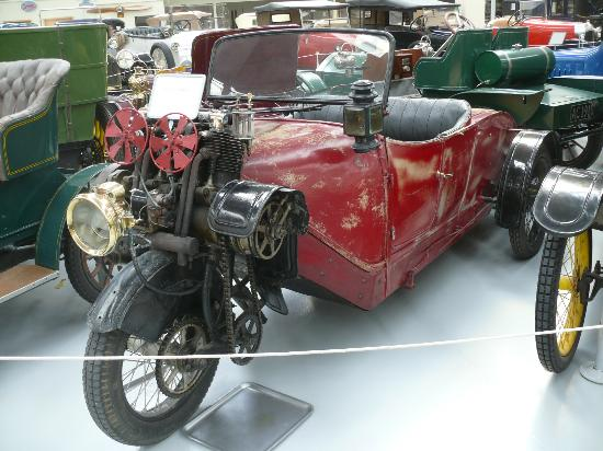 Old 3 Wheeler Picture Of Southward Car Museum Paraparaumu