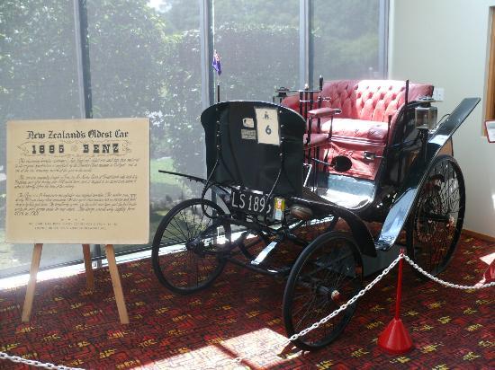 Southward Car Museum: 1895 Benz