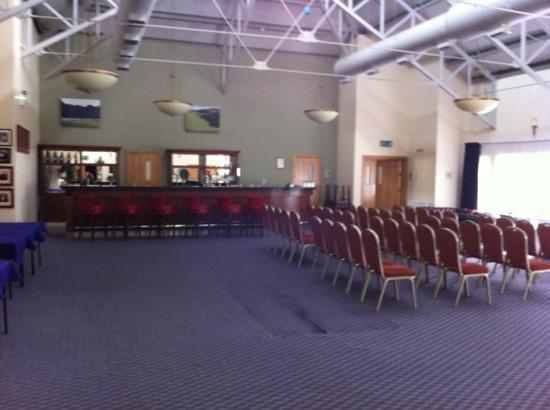 Great National Ballykisteen Golf Hotel: function room
