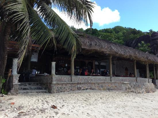 Chez Batista Villas Rustic Restaurant: vue exterieure