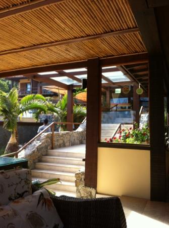 Hotel Ville La Plage: lobby