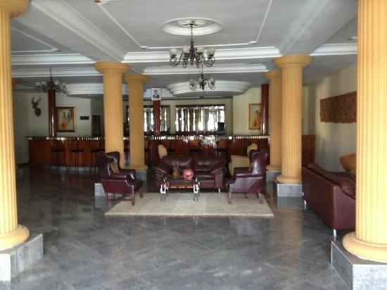 Equatorial Guinea: Hotel Paraiso, Malabo