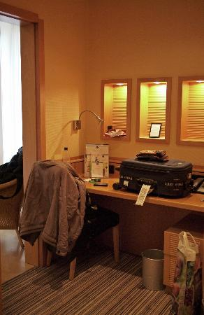 Best Western Hotel Bremen City: Working area