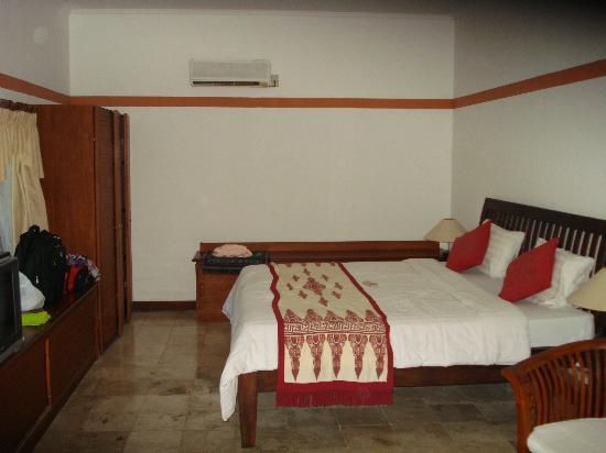 Puri Santai Bali: bed