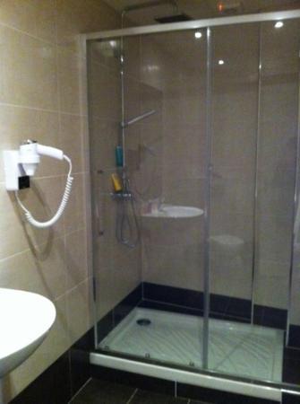 Grand Hotel de l'Europe: il bagno