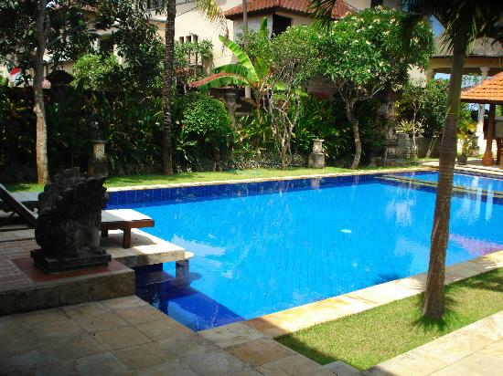 Puri Santai Bali: pool