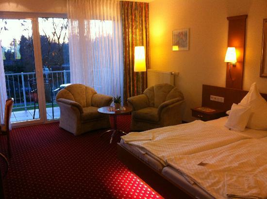 Ringhotel Teutoburger Wald: La mia camera