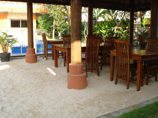 Puri Santai Bali: restaurant