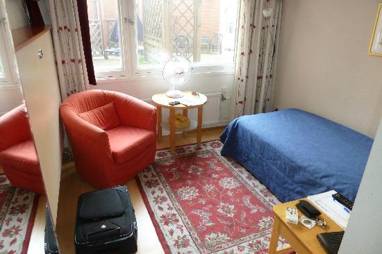 Hotell Kusten: Room