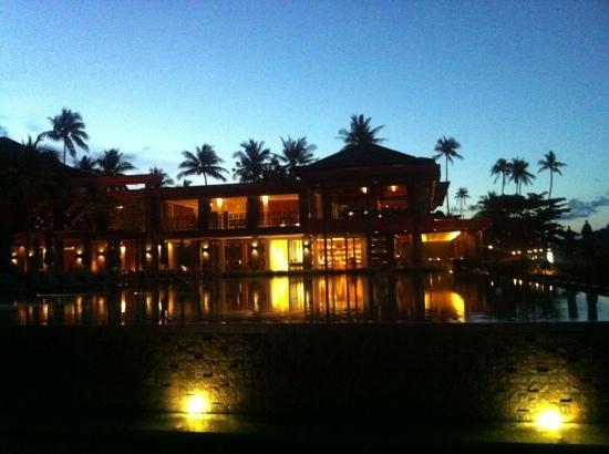 Hansar Samui Resort: Hansar kurz vor Nightfall