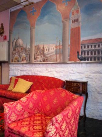 Hotel Ariston: Atrio Hotel Atiston