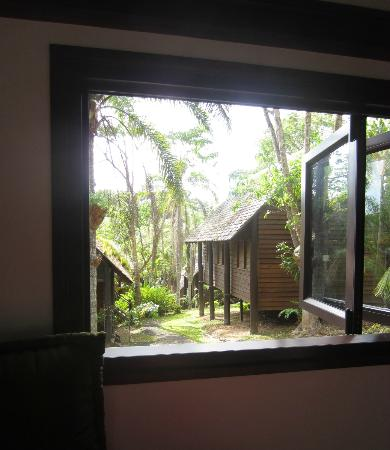 Kuranda Resort: view from the window